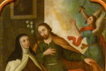 Anno di San Giuseppe, Teresa d'Avila e il santo Patrono delle Carmelitane scalze