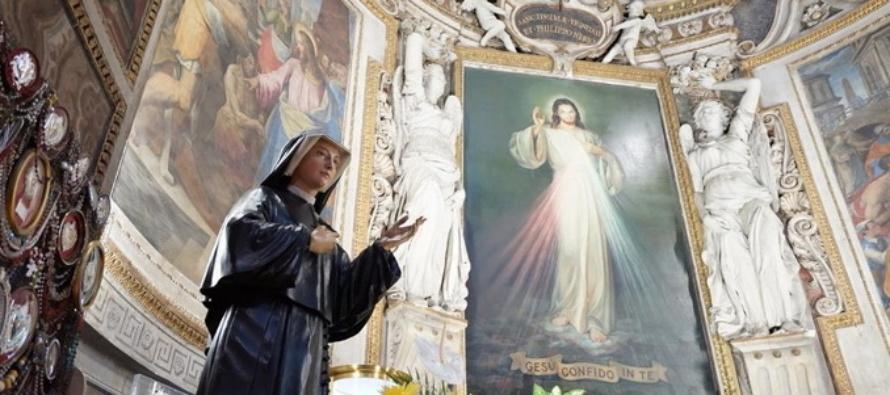 Quest'anno è il 90° della prima apparizione di Gesù Misericordioso a Suor Faustina